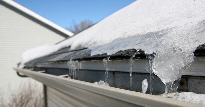 Preventing Ice Dams