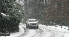 A Quick Guide to Winter Road Safety